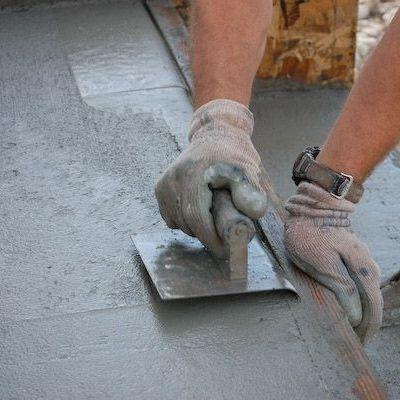 Бетон 98 цементный раствор виды